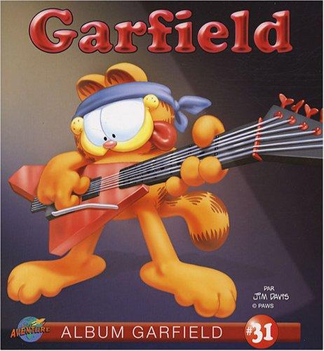 Garfield, Tome 31 : par Jim Davis