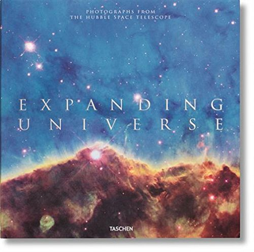 Expanding Universe. Photographs from the Hubble Space Telescope Buch-Cover