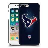 Head Case Designs Offizielle NFL LED 2017/18 Houston Texans Soft Gel Hülle Schwarz für Apple iPhone 7 Plus/iPhone 8 Plus