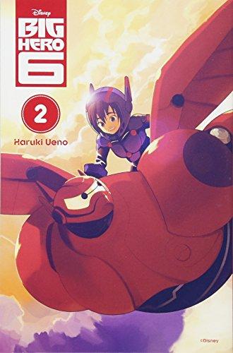Big Hero 6, Vol. 2 (Big Hero 6-comic)