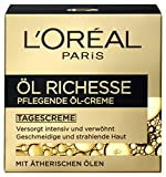 L'Oreal Paris Öl Richesse pflegende Öl-Crème, 1er Pack (1 x 50 ml)