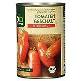 Biozentrale Bio Tomaten geschält, 400 g