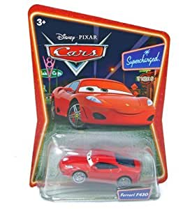 Disney Pixar Cars - Ferrari F430 - Voiture Miniature