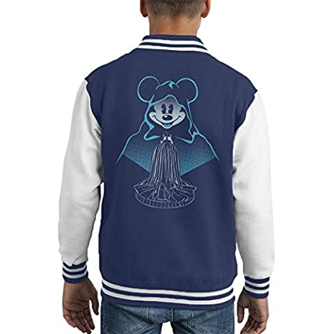 Yes My Mouster Mickey Mouse Emperor Star Wars Kid's Varsity Jacket