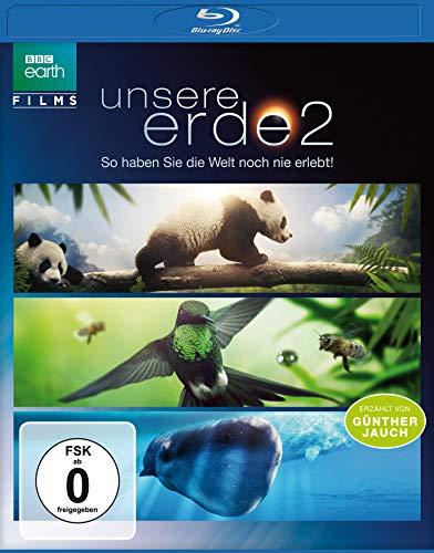 Unsere Erde 2 [Blu-ray]