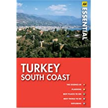 Turkey South Coast (AA Essential Guides Series)