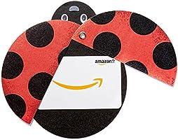 Carte cadeau Amazon.fr -30 - Dans un Étui coccinelle