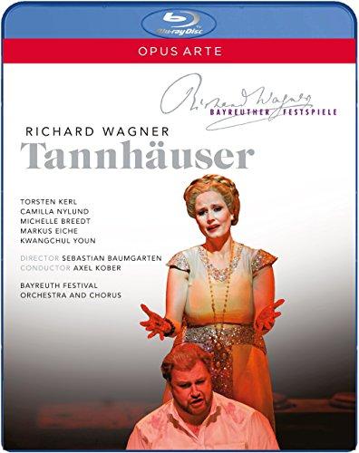 Wagner: Tannhauser (Bayreuth 2014) [Blu-ray] -