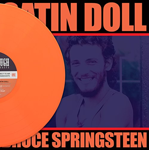 Ltd250-Bruce-Springsteen-Satin-Doll-Orange-vinyl