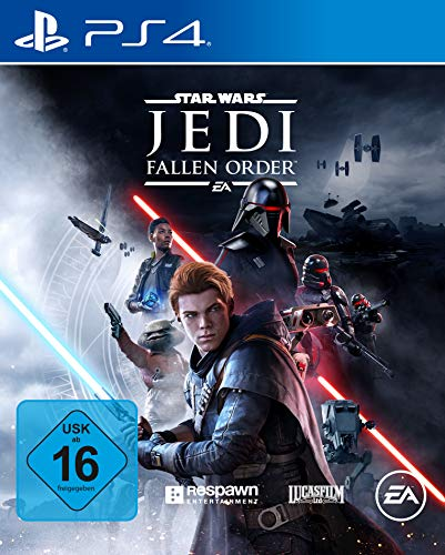 Star Wars Jedi: Fallen Order - Standard  Edition - [PlayStation 4]