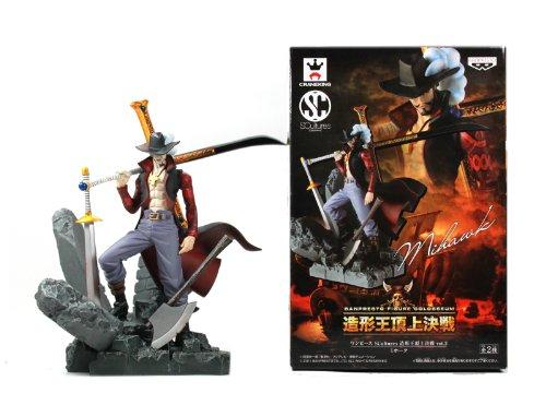 Banpresto One Piece 48057 Colosseum SCultures: Dracule Mihawk Figure, Volume #2 by Japan VideoGames