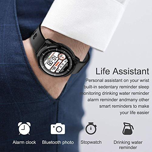 Senbono S10 Completo Tocco 1.3 inch Schermo HD Smart Orologio, IP68 Impermeabile Pressione Sanguigna Monitor Regalo Smart Sports...