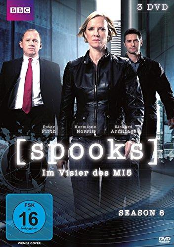 Spooks - Im Visier des MI5, Season 8 [3 DVDs]