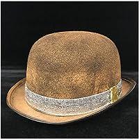 Your only brother Moda Vintage Lolita Mujer Steampunk Dome Hat Gafas  Sombrero de Copa Sombrero de b75bbf32d4ed