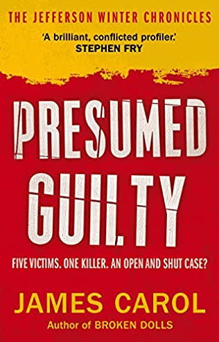 book cover of Presumed Guilty