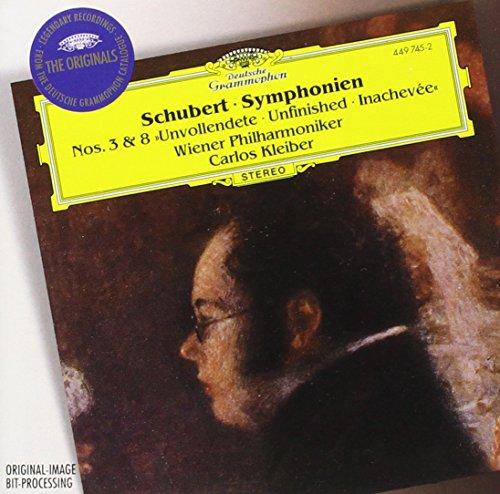 SCHUBERT - Symphonie inachevée