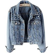 Suchergebnis auf f r jeansjacke mit perlen - Jeansjacke perlen ...