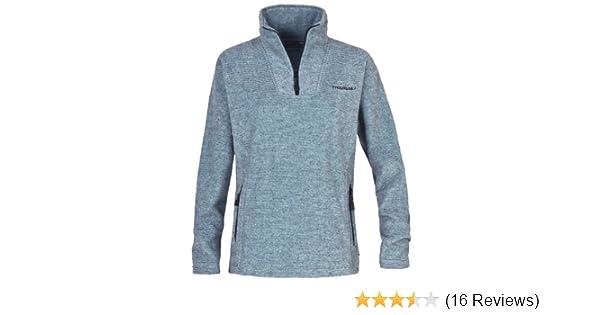 Trespass Womens//Ladies Piri Half Zip Fleece Top