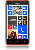 'Nokia Lumia 625 8 GB 4 G Orange ? Smartphone (11,94 cm (4.7), 480 x 800 Pixel, IPS, 1,2 GHz, Qualcomm Snapdragon, S4)