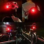 ALLOMN-Luci-Posteriori-per-Bici-USB-Ricaricabili-Luci-Posteriori-per-Bici-Impermeabili-Design-Clip-Posteriore-5-modalit-Luci-Fanali-Posteriori-per-Bici-Super-Brillanti