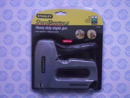 Preisvergleich Produktbild Stanley Heavy Duty leicht Sharp Shooter Anti-Marmeladengläser Aktion Klammergerät Squeeze 0-TR150