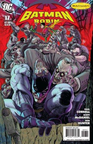 Batman and Robin, Vol. 1 #17A
