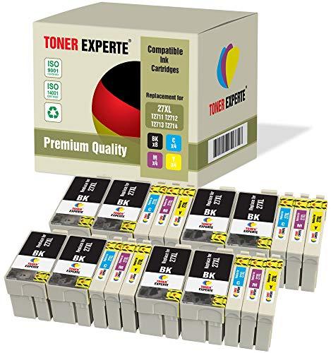 Pack 20 XL TONER EXPERTE® Compatibles 27 27XL Cartuchos