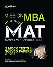 Mission MBA MAT Mock tests & Solved pa