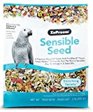 ZuPreem Sensible Seed Bird Food for Parrots & Conures