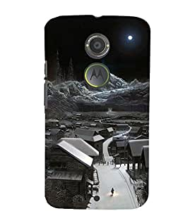 "NIRANG High Quality Printed Desinger Back Case Cover For ""Motorola Moto X2"""