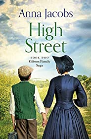 High Street: Book Two in the gripping, uplifting Gibson Family Saga (English Edition)