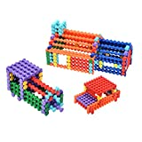 Fascol KinderBausteine, Sortier-, Stapel- und Steckspielzeug, Baby Spielzeug für Kinder Early Education