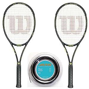 Wilson blade 98 raquette de tennis-cordage 18 x 20–l3–pack