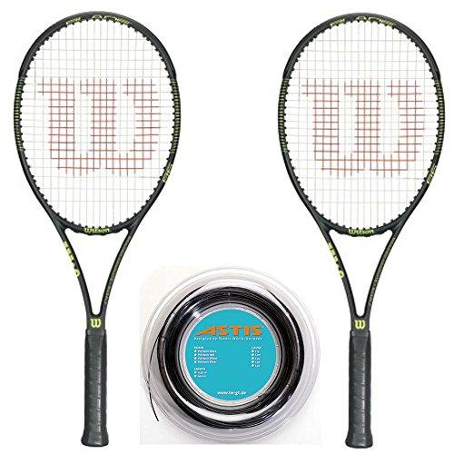 Preisvergleich Produktbild Wilson Blade 98 18X20 Sparpaket Tennisschläger L3