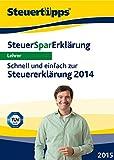 SteuerSparErklärung 2015 für Lehrer [Download]