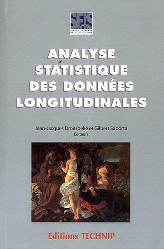 Analyse statistique des données longitudinales