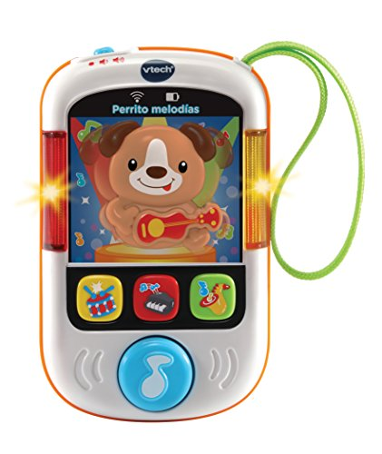 VTech- Perrito, MP3 Reproductor Musical de Juguete para...