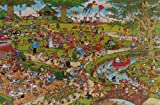 Jan Van Haasteren The Park 3000 Piece Jigsaw Puzzle