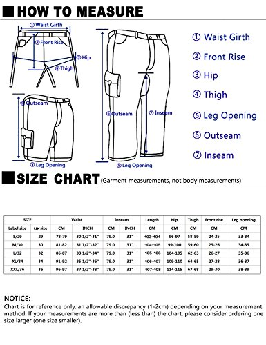 Match Pantalons Casual Slim Stretch pour Homme #8063 8082 Kaki(Khaki)