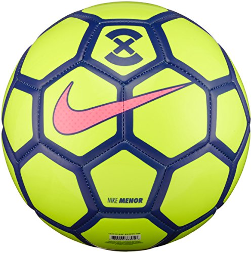 Nike Footballx Menor - Balón de fútbol, color amarillo