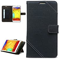Cambridge Diary Klapptasche für Samsung Galaxy Note 3 navy blau