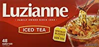 Luzianne Specially Blended Iced Tea, 48 ct