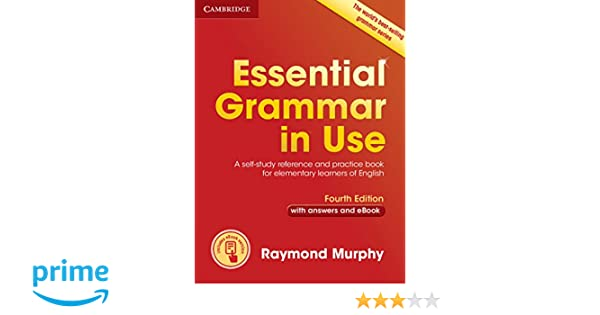 Buy essential grammar in use with answers and interactive ebook a buy essential grammar in use with answers and interactive ebook a self study reference and practice book for elementary learners of english book online at fandeluxe Image collections
