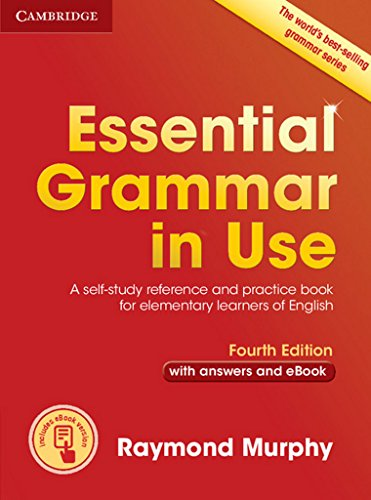 Essential Grammar in Use with Answers and Interactive eBook Fourth Edition por Raymond Murphy