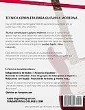 Image de Técnica Completa Para Guitarra Moderna: Total Exactitud En El Diapasón