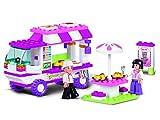 Girl's dream - Sluban Snack car M38-B0155
