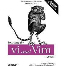 Learning The Vi and Vim Editors 7e.