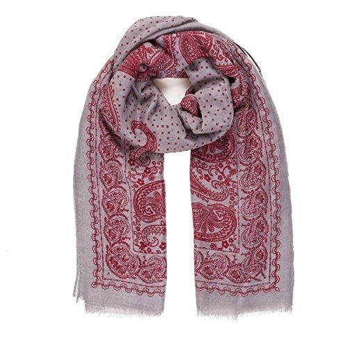 Melifluos Pañuelos Fular Foulard Mujer Bufandas Estampado