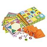 ItsImagical - Fabu-Ludos, set de juegos de mesa para niños (Imaginarium 87457)