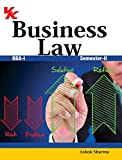 Business Law (Sem - II) - BBA - I